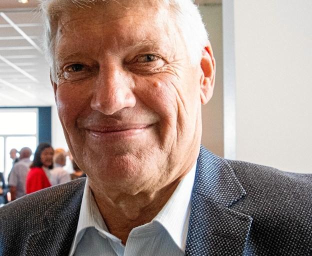 Vi synes det er et bidrag til en vigtig sag, siger præsident for Lions Sæby, Hans Skovgaard. Foto: Kim Dahl Hansen