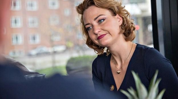 Nathalie Ina Kühl er medindehaver af SushiMania XO, og hun og hendes kokke glæder sig til at være med i konkurrencen.