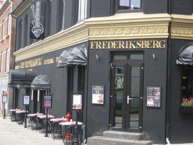 Du kan blandt andet få dig en gratis irish coffee på Café Frederiksberg i forbindelse med National Irish Coffee Day. Arkivbillede: Ole Skouboe