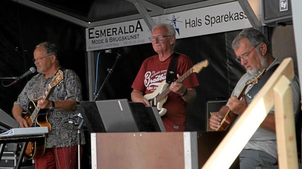 Også i 2019 danner havnen i Hals ramme om en musikfestival. Det sker i uge 29 og 30. Foto: Allan Mortensen