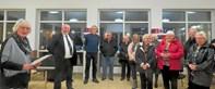 Kirker i Løkken holdt 25 års jubilæum for graver