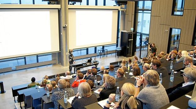 En af udfordringerne i turismen er, at folk fra andre steder eksempelvis ikke skelner mellem Nordjylland og Vestjylland. Privatfoto