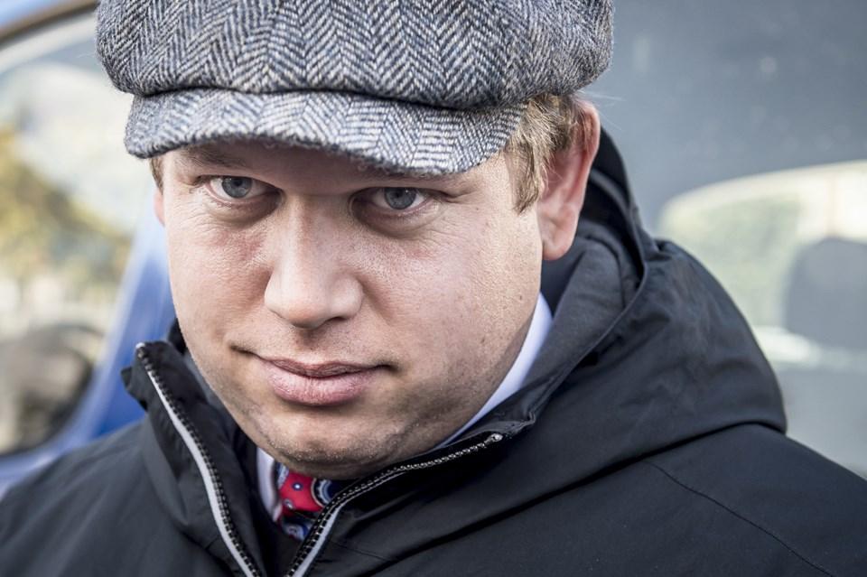 f0f79e6198f4 Sådan forfulgte og chikanerede Rasmus Paludan en ung mand i flere år ...