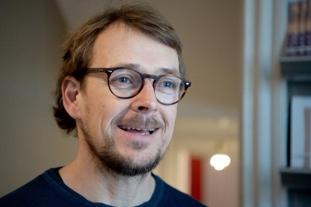 Vi er i dag en stærk museal aktør ikke mindst takket været fusionen, siger Jens Thidemann. Foto: Henrik Louis HENRIK LOUIS