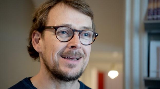 Jens Thidemann fortæller og Gasterne synger