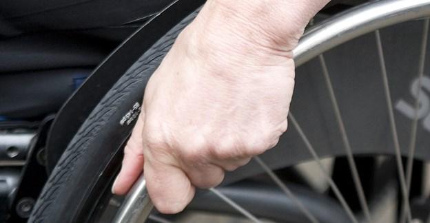 Visse typer af kørestole kan nu udleveres på stedet, når du henvender dig på den kommunale kvikservice på Tempovej 3 i Hadsund. Arkivfoto: Grete Dahl