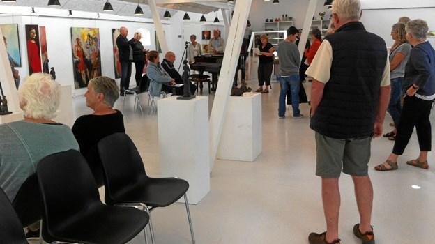 Tranum Strandgårds Venner leder efter tre nye bestyrelsesmedlemmer på generalforsamlingen, hvor der også er mulighed for at vinde spændende kunstgaver. Privatfoto
