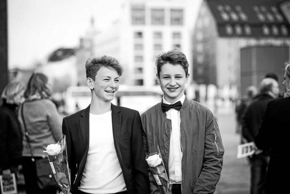 Humanistisk konfirmation markerer de forandringer, der sker i overgangen fra barn til ung. Fra 2020 bliver det muligt at blive humanistisk konfirmerer i Nordjylland. Foto: Humanistisk Samfund Jesper Larsen