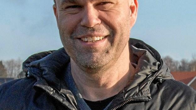 Thomas Rosenkrands tiltræder som direktør 1. februar. PR-foto.