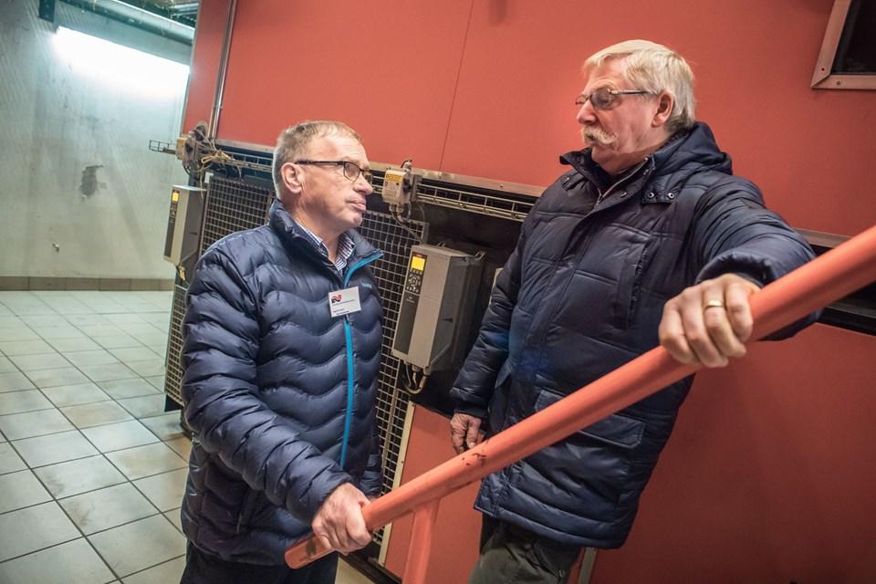 Line Lykkegaard Skou og Martin Damgård