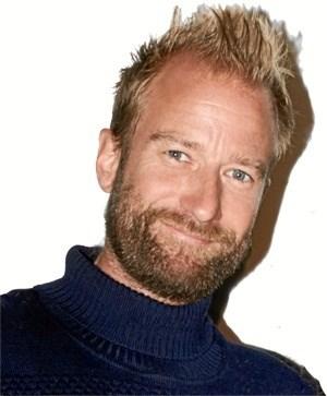 Jonas Østergaard - holder 20. marts foredrag om cannabis-plantens medicinske egenskaber i Mariager Saltcenter. ?Privatfoto