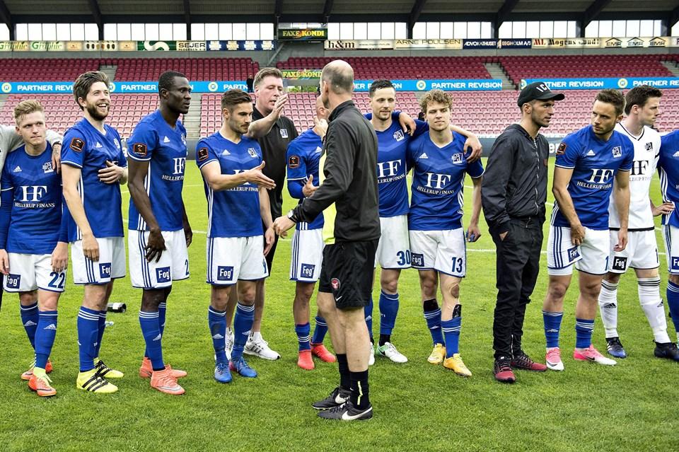b1806efb FC Midtjylland - Lyngby BK , Alka Superliga Foto: Scanpix/Henning Bagger
