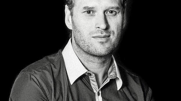 Roland Ravn Køjborg fra Nordjyske Medier kom med et oplæg om, hvem der er Jammerbugt Kommunes kommende tilflyttere. Privatfoto