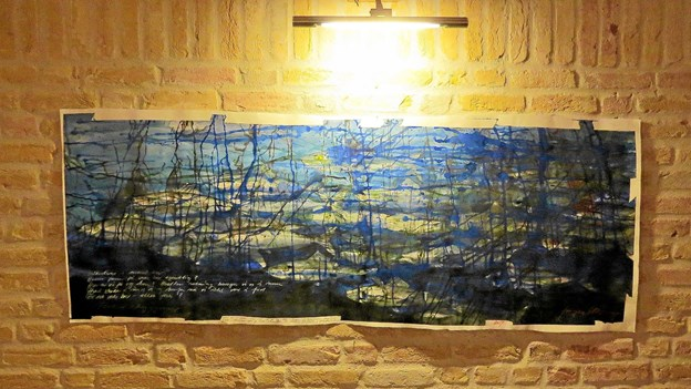 Fra Jørgen Ussings maritime univers. Foto: Kirsten Olsen