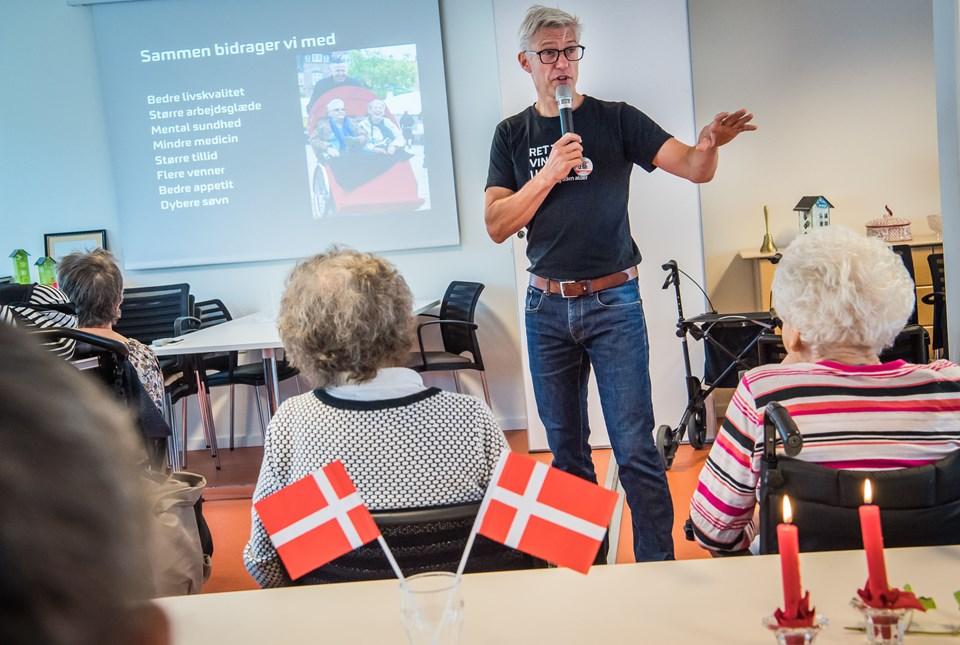 Esben Heine ogMartin Damgård (foto)