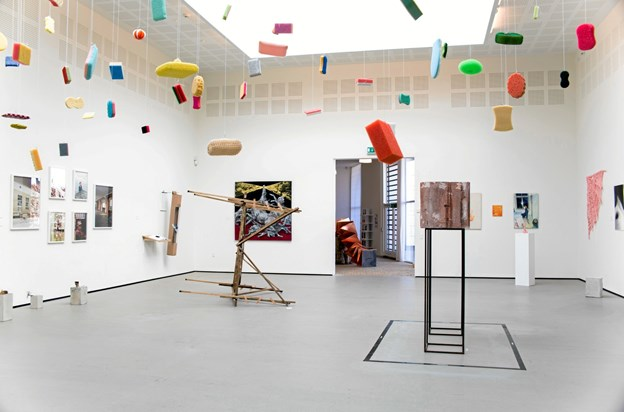 Europæisk samtidskunst vises igen i Kunstbygningen i Vrå. Arkivfoto