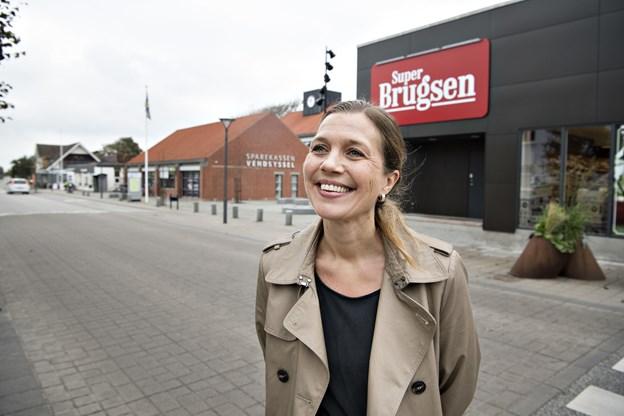 Anni Fosgrau stopper som citykonsulent. Arkivfoto: Kurt Bering
