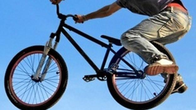 I år kan eleverne bl. a. prøve kræfter med BMX-cykling i skolernes sommerferie. Foto: Colourbox.dk