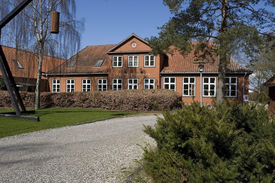FGU Frederikshavn etableres i første omgang på to matrikler: Produktionsskolen i Elling (foto) og VUC på Kærvej, men på sigt er det tanken at samle eleverne ét sted. Arkivfoto