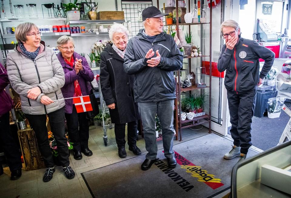 Helle Møller Larsenog Diana Holm (foto)
