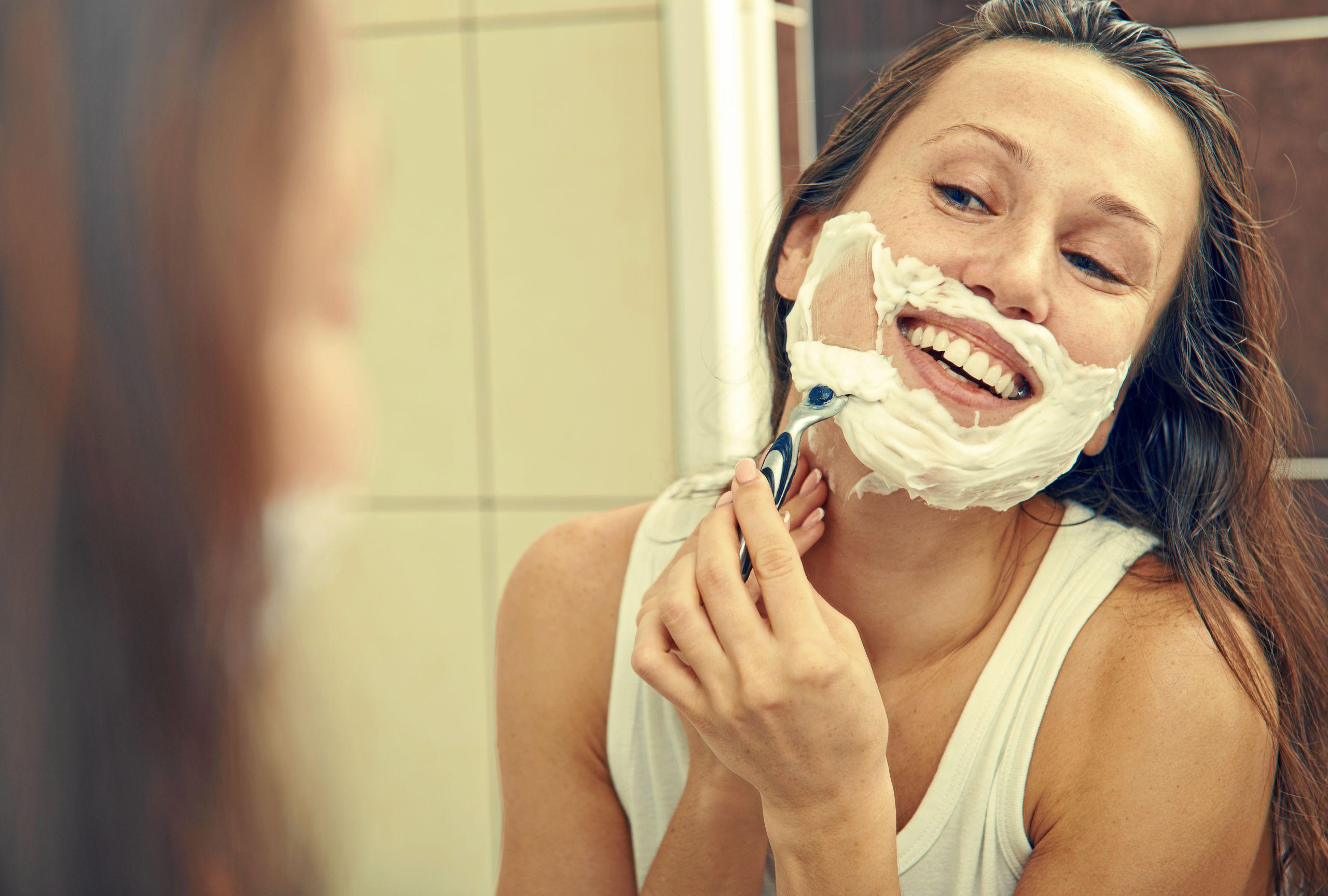 øget hårvækst kvinder