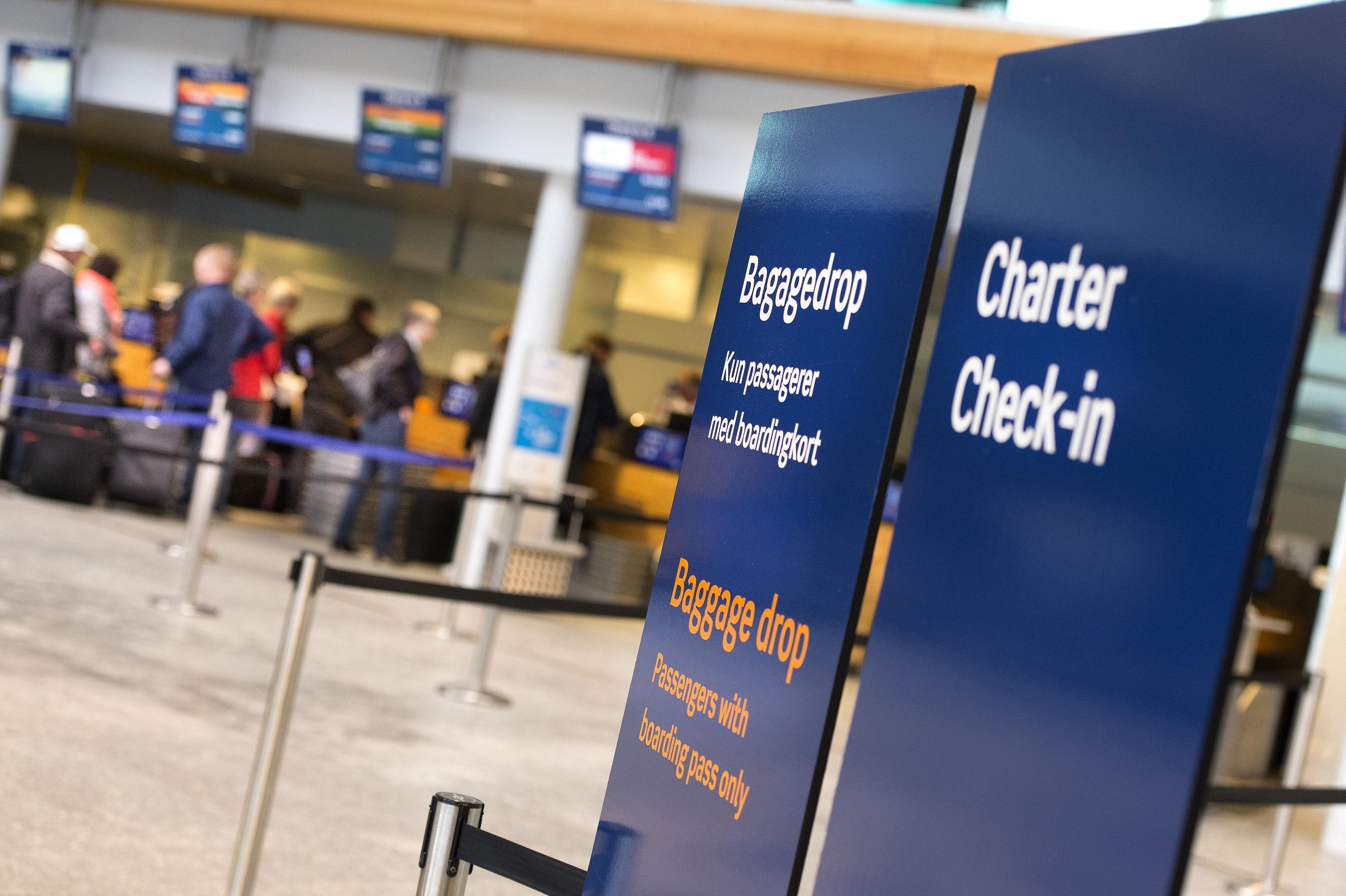 Der bliver fremover endnu flere destinationer at vælge mellem i Aalborg Lufthavn. Arkivfoto: Torben Hansen