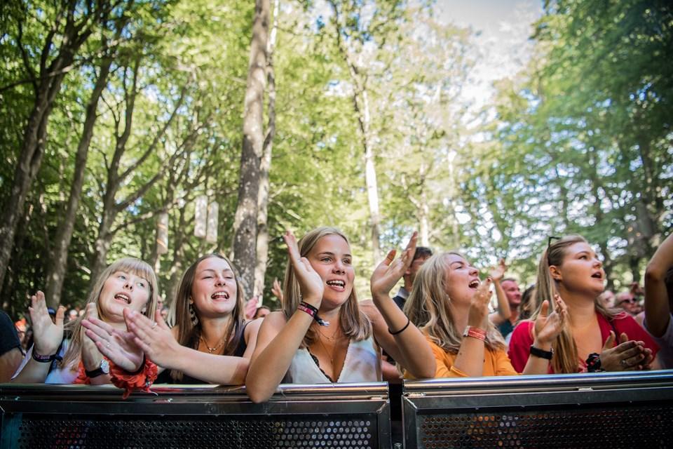 Nibe Festival 2019 finder sted 3.-6. juli Arkivfoto: Martin Damgård