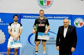 Victor fra triumferer i Italien