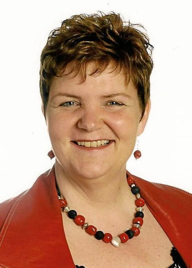 Britta Eckhardt er kredskandidat for Kristendemokraterne til folketinget.