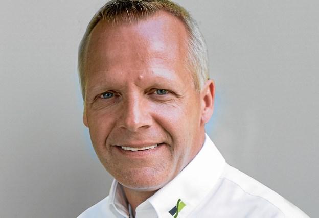 Klaus Bradsted Nielsen er ny afdelingsdirektør for privatkunderne i Sparekassen Vendsyssel