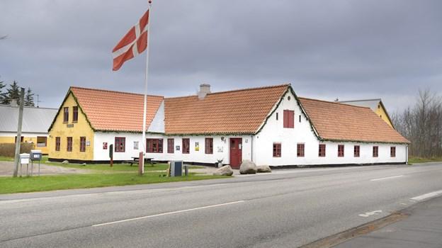 Den Gl. Købmandsgård i Tornby danner ramme om Skudehandelsmarked 8. og 9. juni.