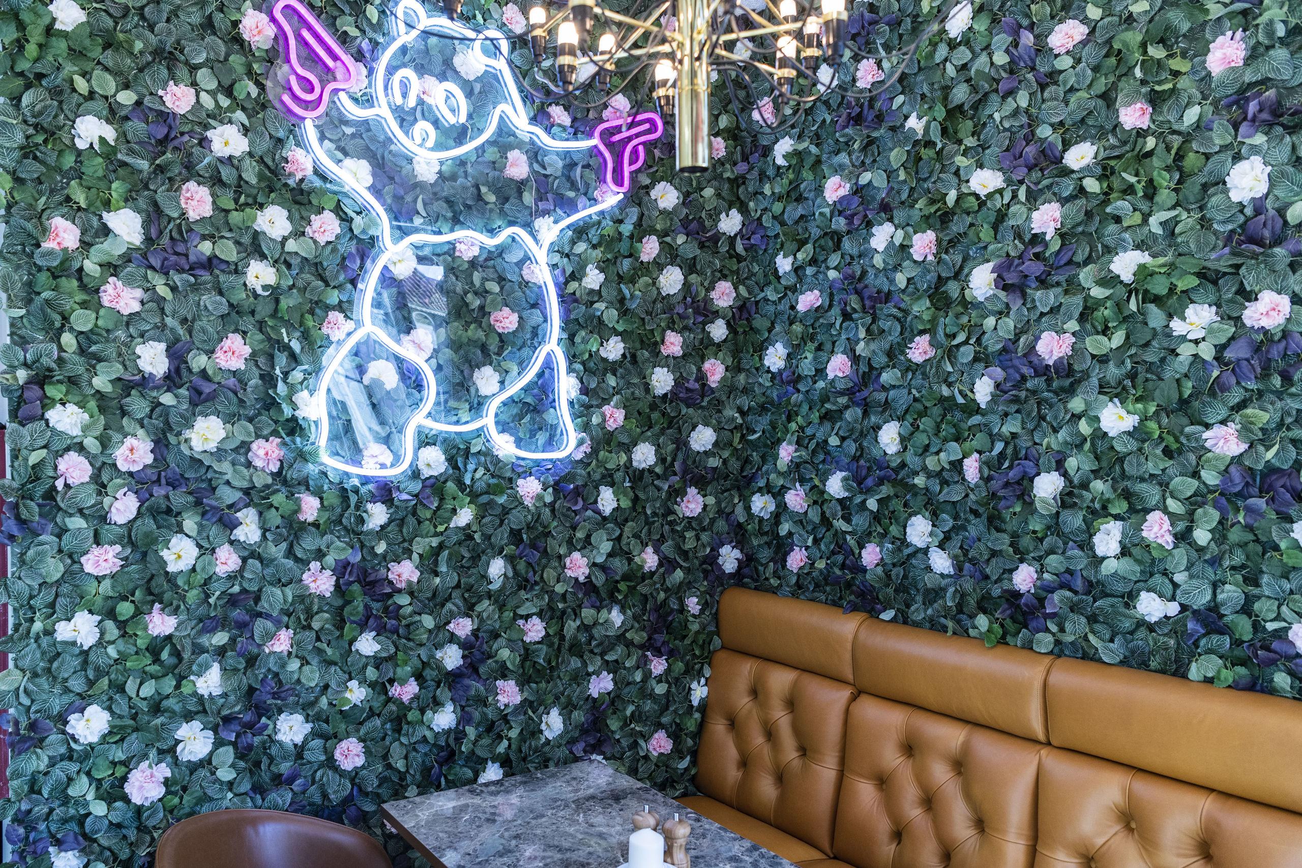 Caféen vil gerne skille sig ud og have sit helt eget udtryk. Foto: Kim Dahl Hansen