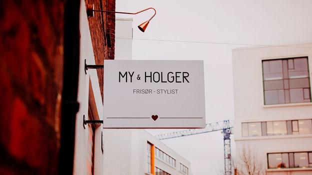 Der er nu tre My & Holger saloner i Aalborg. PR Foto