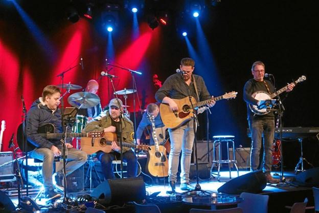 Koncerten var sat i værk af Mads Toghøj i samarbejde med Skagen Nærradio.Privatfotos