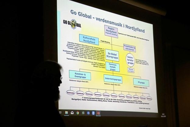 Vigtigt med en god planlægning og en god organisation. Foto: Flemming Dahl Jensen Flemming Dahl Jensen