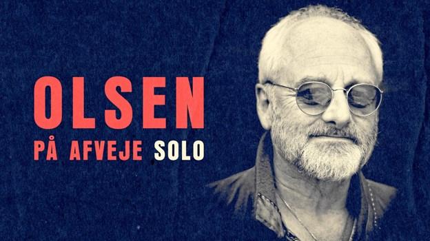 Allan Olsen har sat sig for at optræde i 49 forsamlingshuse, blandt andet i Siem. ?PR-foto