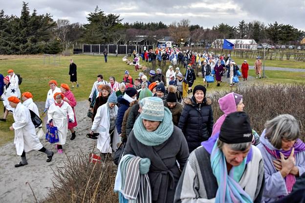 Der kommer 350 deltager til festivalen i år.  Arkivfoto: Kim Dahl Hansen Foto: Kim Dahl Hansen