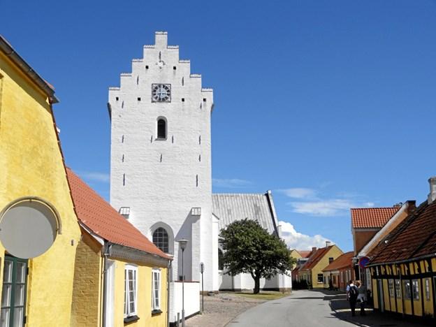 Der er meditationsgudstjeneste i Sæby Kirke