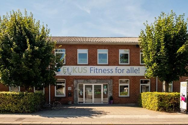 FOKUS Fitness har i dag tre afdelinger, bl.a. her på Thistedvej. Arkivfoto: Lasse Sand