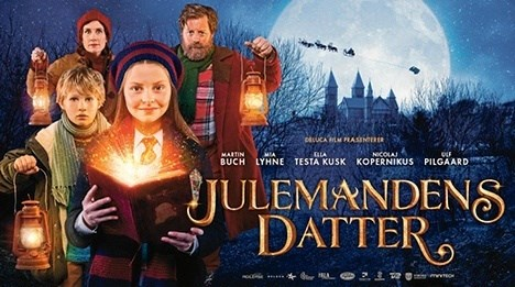 Se Julemandens Datter gratis i Hadsund Børnefilm Klub, hvis du er medlem, ellers kan du blive det.