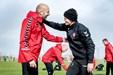 Kasper Kusk er blomstret efter trænerskifte: - Vi vil løbe ekstra meter for Friis