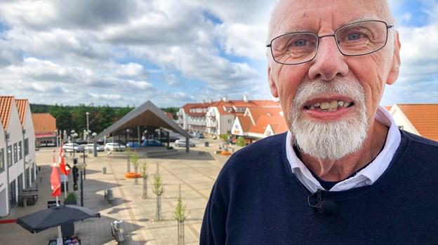 Karl Korfits fra Torvegruppen glædede sig over, at der igen i år er sammensat, hvad han kalder et drømmeprogram, der kan gøre enhver badeby misundelig til scenen på Torvet i Blokhus.