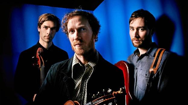 Erlend Viken Trio spiller op til musikalsk fest 1. maj kl. 19.