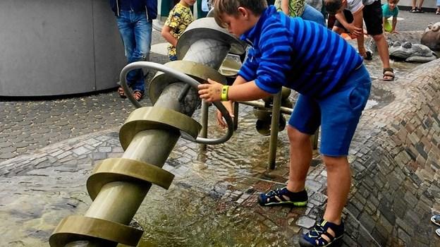 Der bliver sjov, leg og læring for hele familien. Foto: privat.
