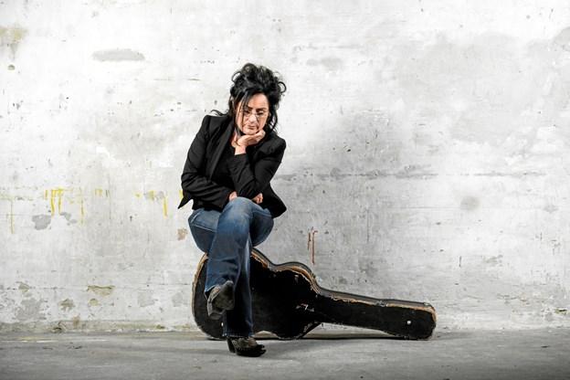 Ester Brohus spiller mandag aften 10. december årets julekoncert i BOOA i Bedsted. Privatfoto