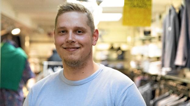 Rasmus Nielsen. Mr Klaus Foto: Michael Madsen Michael Madsen
