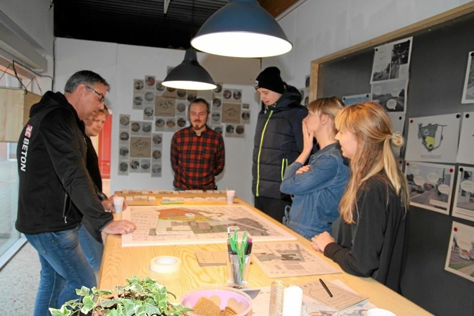 Der er mange muligheder for udvikling i Aabybro. Flemming Dahl Jensen