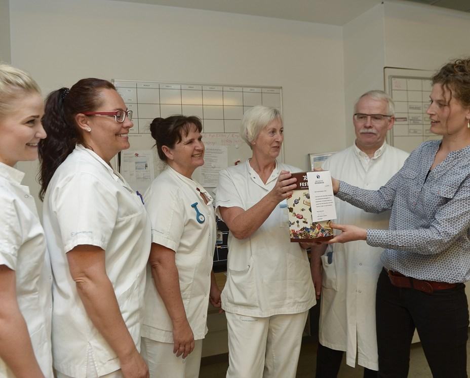 Ugens rose: Akut-modtagelsen på Hobro Sygehus får stor ros af patient