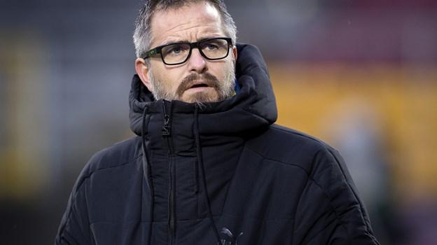 Sportschef Jens Hammer Sørensen håber på god publikumsstøtte til seks seværdige lokalopgør i løbet af 27 dage. Arkivfoto
