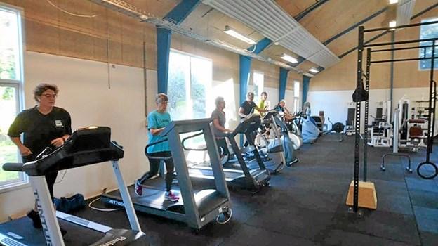 Agersted Motionscenter slår dørene op søndag 27. januar og giver alle mulighed for at prøve de forskellige fitness- og motionsaktiviteter.Foto: Privatfoto